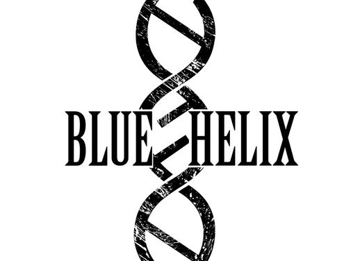 "Blue Helix– ""Tale of Two Halves"""