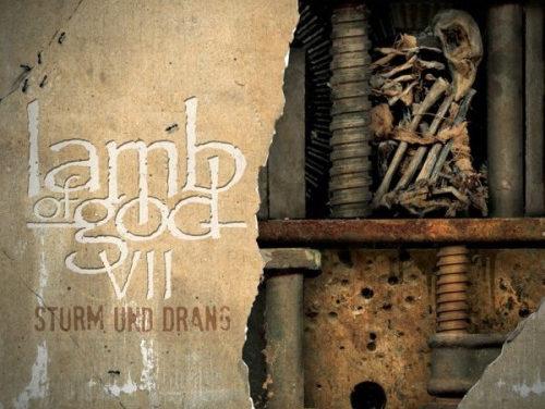 "Lamb of God – ""VII: Sturm Und Drang"""