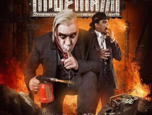 "Lindemann – ""Skills in Pills"""