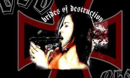 The return of Brides of Destruction (Goteborg)