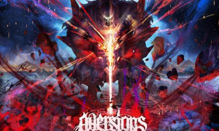 "Aversions Crown Releases The Video ""Prismatic Abyss"""