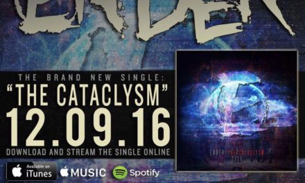 """Ender release a video for the song """"The Cataclysm"""""""