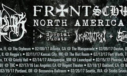 Marduk Announces U.S. Tour