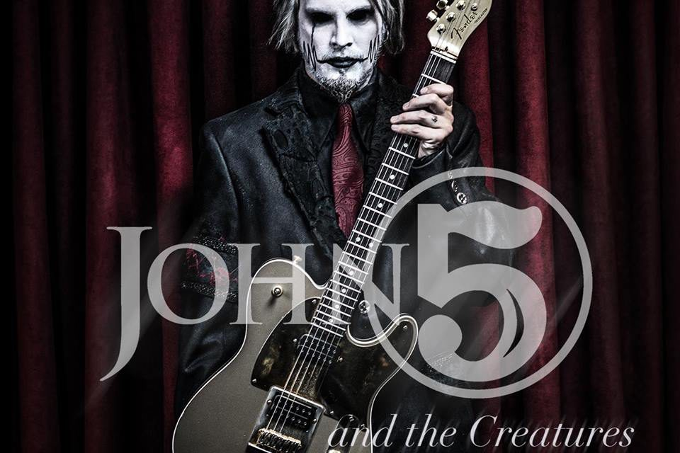 """John 5 Has Announces The Release """"Season Of The Witch"""""""