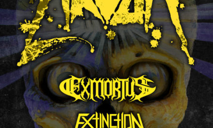 Havok Announce Headlining Tour