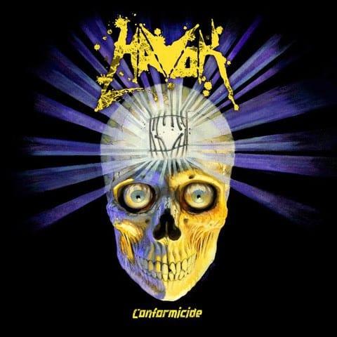 """Havok Announces The Release """"Conformicide"""""""
