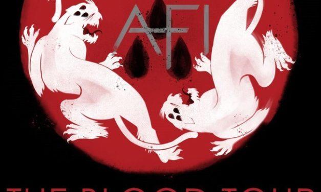 AFI Announce 2017 North American Tour