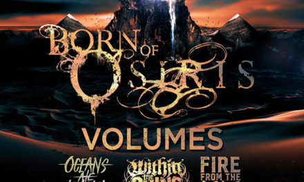 "Born of Osiris Announce ""The New Reign Tour"""