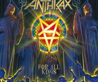 "Anthrax Releases The Lyric Video For ""Suzerain"""