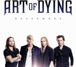 "Art of Dying Release Video For ""Torn Down"""