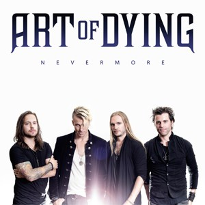 """Art of Dying Release Video For """"Torn Down"""""""