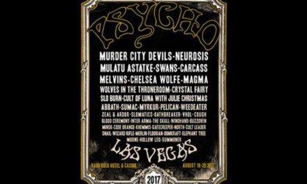 Psycho Las Vegas Has Announced Additions To Their Festival