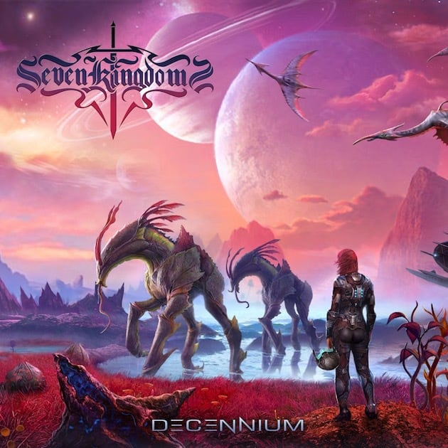 "Seven Kingdoms release a video for ""Neverending"""