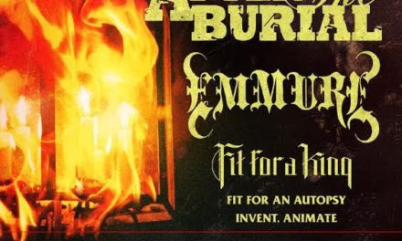 """""""The Carry The Flame Tour"""" feat. After the Burial, Emmure +"""