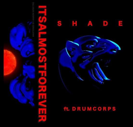 "Guitarist Eric ""Shade"" Balderose Has Wrote New Album ""It's Almost Forever"""