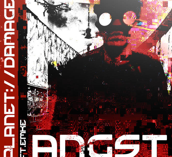 """Planetdamage Releases The Single """"Angst"""""""