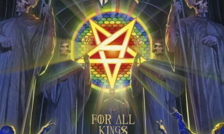 "Anthrax Announces The Release ""For All Kings"" Tour Edition"