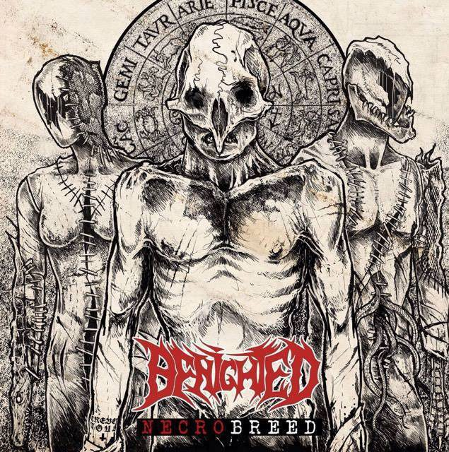 """Benighted release """"Forgive Me Father"""" song, feat. Trevor Strnad"""