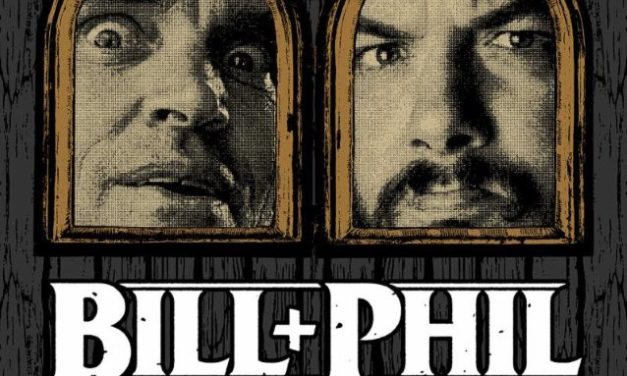 """Philip Anselmo And Bill Moseley Release The Song """"Bad Donut"""""""