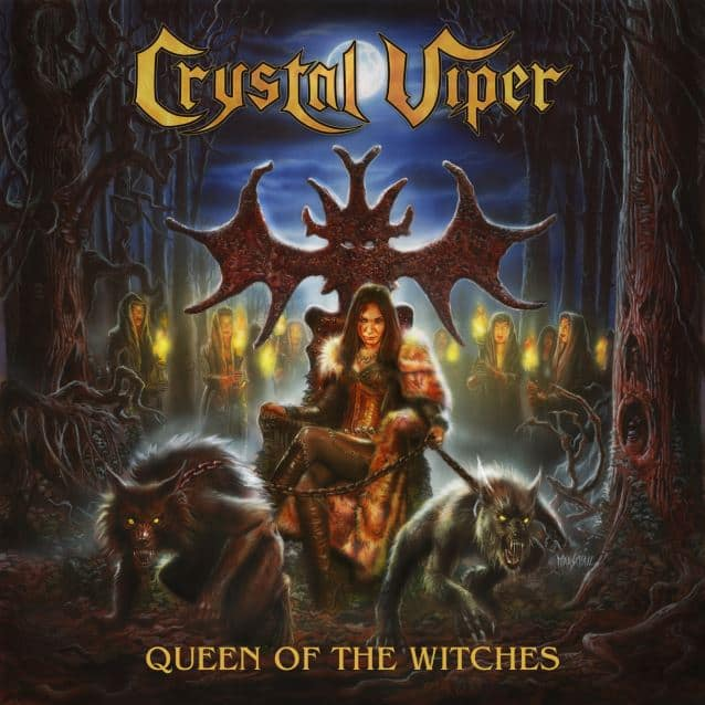 "Crystal Viper released a video for ""The Witch is Back"""