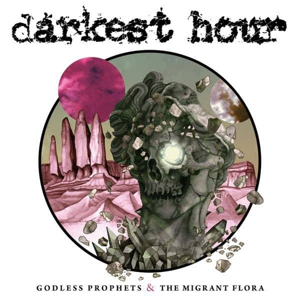 """Darkest Hour Releases The Song """"Timeless Numbers"""""""