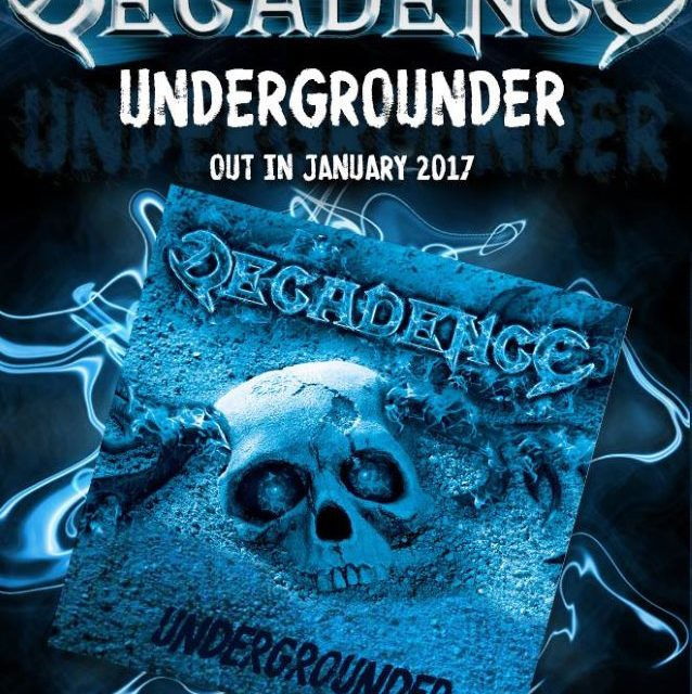 """Decadence Announce The Release """"Undergrounder"""""""