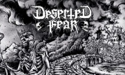 """Deserted Fear release new song """"The Carnage"""""""