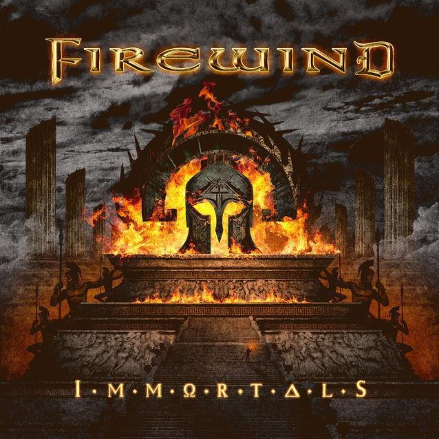 """Firewind Releases The Video For """"Ode To Leonidas"""""""