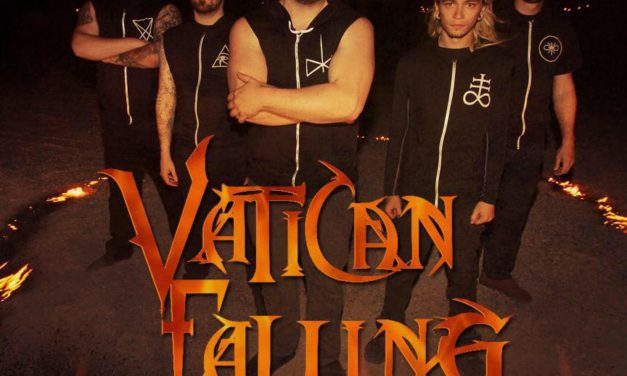 """Vatican Falling release video for """"Children of the Void"""""""