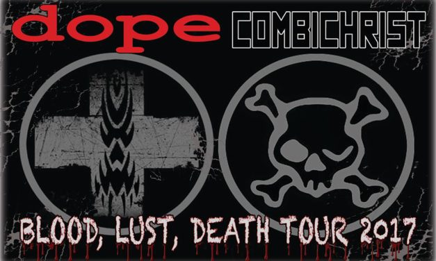 "Dope And Combichrist Join Together For ""Blood, Lust, Death"" Tour"