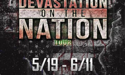 Cryptopsy to headline the Devastation On The Naton tour this May