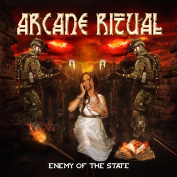 "Arcane Ritual – ""Enemy of the State"" EP"