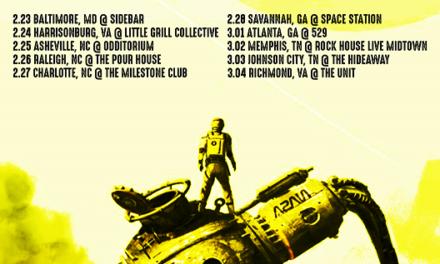 Grizzlor w/ Bardus US tour dates