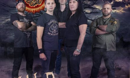 Original AC/DC Frontman Dave Evans collaborates with rock band Barbed Wire