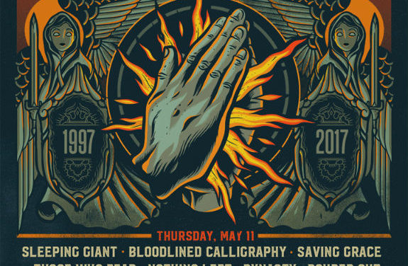 Facedown Fest 2017 featuring Sleeping Giant, Sinai Beach, Impending Doom, A Plea For Purging, War of Ages