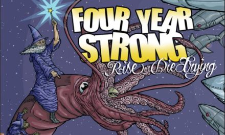 Four Year Strong announce 10th anniversary tour