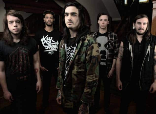 Like Moths To Flames and Sworn In announce spring tour