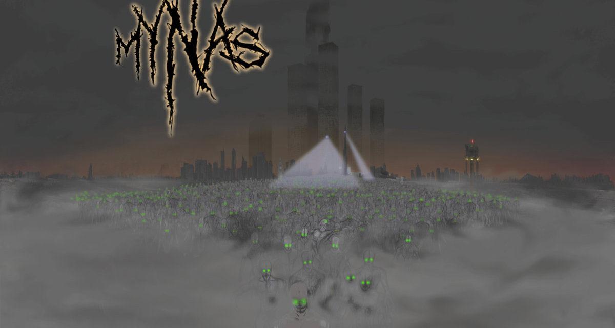 """Mynas – """"Fear the Slave"""""""