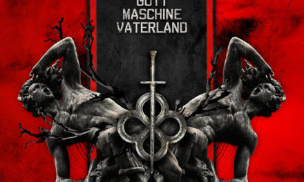 "Cephalgy Announces The Release ""Gott Maschine Vaterland"""