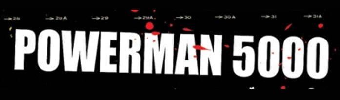 Powerman 5000 Studio Album Rankings