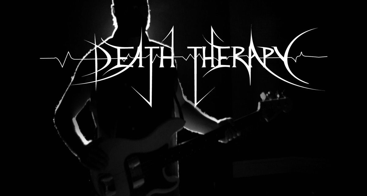 "Death Therapy release lyric video ""Slow Dance (With Death)"""
