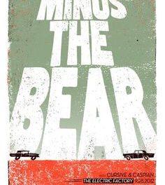 """Minus The Bear post new track """"Last Kiss"""""""