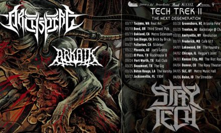 "Archspire Announces ""Tech Trek II"" Tour Dates"