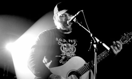 Scott Kelly Announces Solo Acoustic Tour