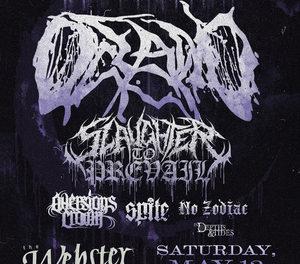 "Oceano to headline ""The Revelation Tour"" this Spring"