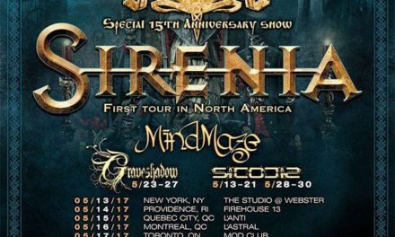 Arkona announce North American Tour w/ Sirenia