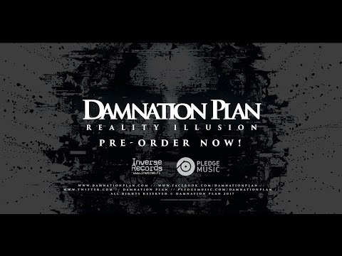 """Damnation Plan release new song titled """"Reality Illusion"""""""