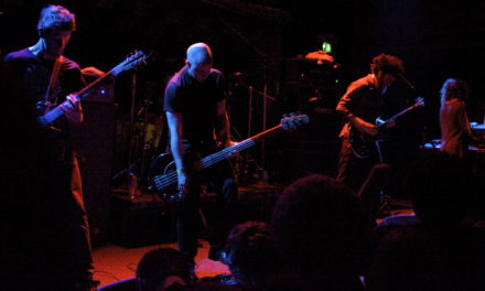 Isis Announces The Release 'Live VII'