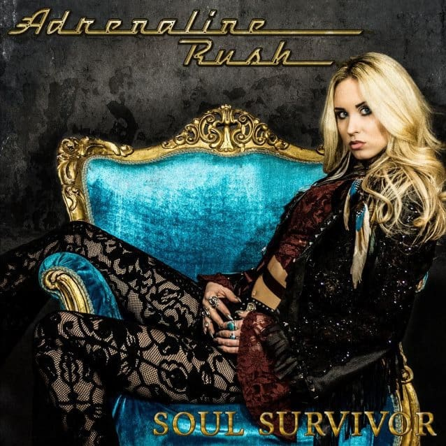 Adrenaline Rush Announces The Release 'Soul Survivor'