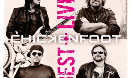 Chickenfoot Releases The Song 'Divine Termination'